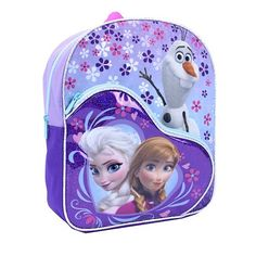 Disney Frozen Elsa, Anna & Olaf Flower Mini Backpack - Kids #Kohls #FrozenFriday