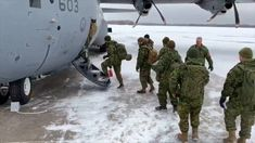 FOX NEWS: Canadian Armed Forces help dig out snowbound Newfoundland residents Four Days, Weather News, Newfoundland And Labrador, New Fox, Search And Rescue, Gas Station, Armed Forces, Monster Trucks, Arms
