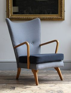 Howard Keith; 'Bambino' Chair for H.K. Furniture Ltd., 1940s.