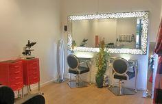 Atelier RedOne - Salon de coiffure chic dan le 16ème arrondissement.