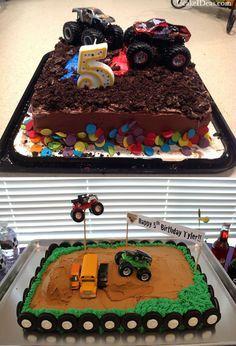 Best Th Birthday Images On Pinterest Birthday Party Ideas - 5th birthday cake boy
