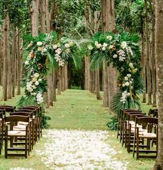 STEWART-AND-CONNIE-UY Wisteria, Greenery, Arch, Table Decorations, Plants, Wedding, Valentines Day Weddings, Longbow, Plant