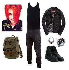 """""""Me ~"""" by daddys-baby-boy on Polyvore featuring STONE ISLAND, Superdry, Valentino, Tenri, men's fashion and menswear"""