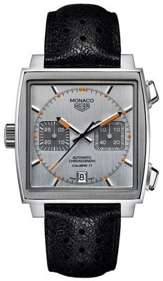"Tag Heuer Monaco from ""Top 10 Living Legend Watches To Own"" - watch talk"