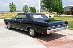 1965 Pontiac GTO Convertible | Flickr - Photo Sharing!