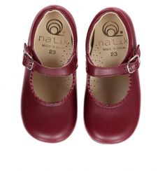 Baby Girl Shoes | Red | Bloomers | Baby Girl | Babies | Amaiakids contact@amaiakids.co.uk http://amaiakids.co.uk