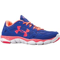 best sneakers 3cf42 1d0c0 Special Offers - Cheap Under Armour Micro G Engage BL Shoe Womens Siberian  Iris   White