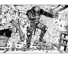 dorohedoro1 manga anime HD Wallpaper - Anime & Manga (#1101095)