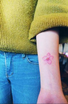 Pink Flower by Nando