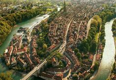 Bern, Switzerland. Yes, please.