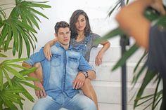 Com styling de Dudu Farias e beleza de Henrique Martins