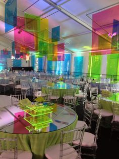 Neon Bar Mitzvah Ideas | IMG_0318