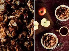 Caramel Apple Granola by pastryaffair, via Flickr