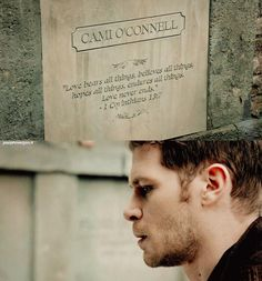 "#TheOriginals 4x13 ""The Feast of All Sinners"" - Klaus"