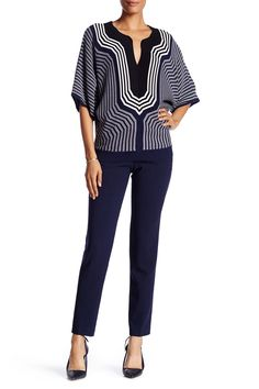 Solid Pant by Trina Turk on @HauteLook