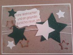 die kleine Kartenwerkstatt: Frohe Weihnachten und ein gesundes glückliches neu...
