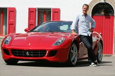 I got to drive one of these for my 29th birthday... unbelievable.  Ferrari 599 GTB Fiorano