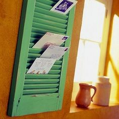 Get Organized >> Order in the House: 10 Smart DIY Filing Solutions
