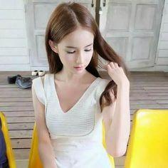 Ladyboys Of Thailand Yoshi, Pattaya Bangkok, Beautiful Asian Girls, Transgender, Thailand, White Dress, Pretty, Cute, Beauty