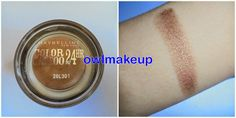 SOMBRA COLOR TATTOO 35-ON AND ON BRONZE DE MAYBELLINE.