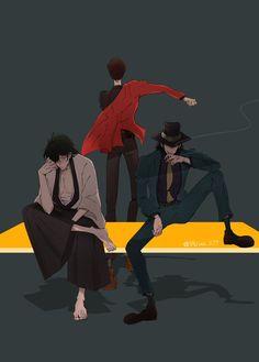 Lupin The Third, The Bonnie, Cute Monkey, Manga, Movies Showing, Samurai, Cartoons, Anime, Fandoms