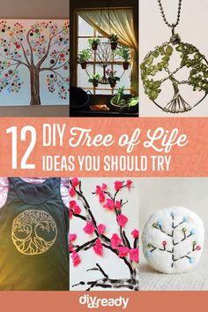 12 DIY Tree of Life Ideas