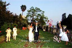 Indian Wedding on Lake Maggiore.  Wedding planning by SposiamoVi - Italianweddingplanners.com  Photo courtesy of Photo27