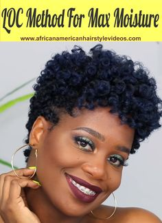 Putting and keeping moisture in our hair using African prized moist your miracle line Lco Method, Natural Hair Styles, Short Hair Styles, Black Curls, Natural Hair Transitioning, Curl Pattern, Herbal Teas, Moisturize Hair, African American Hairstyles
