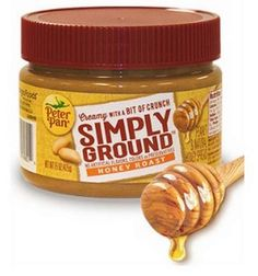 Peter Pan Simply Ground Peanut Butter Only $1.32 At Walmart With Ibotta Rebate And Printable Coupon!