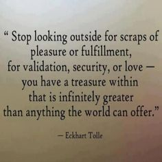 Eckhart Tolle was a well-known spiritual teacher and author of many spiritual books. Here is a collection of inspiring Eckhart Tolle quotes. Now Quotes, Great Quotes, Quotes To Live By, Life Quotes, Inspirational Quotes, Daily Quotes, Motivational Monday, Worth Quotes, Status Quotes