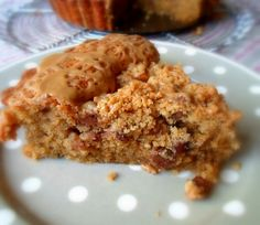 Glazed Coffee Crunch Cake | The English Kitchen