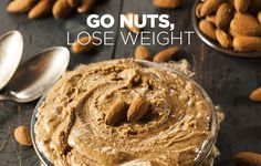 almond butter lose weight women's health