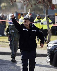 Israelites police arrest 9 following Palestinian truck attack