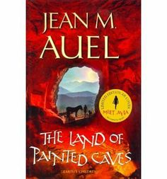 The Land of Painted Caves by Jean M[arie Untinen] Auel, http://www.amazon.ca/dp/B00AK21Y62/ref=cm_sw_r_pi_dp_V-obtb1VZWDAZ