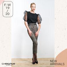 Αυτό το καρώ παντελόνι με φαρδύ ζωνάρι, ράφτηκε για τις βραδινές εμφανίσεις σου! Ήρθε η ώρα να στείλεις μήνυμα! Κωδικός: 52146 Sequin Skirt, Sequins, Skirts, Fashion, Moda, Fashion Styles, Skirt, Fashion Illustrations