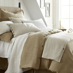 You'll love the Brenden Linen Blend Sham at Wayfair - Great Deals on all Bed & Bath products with Free Shipping on most stuff, even the big stuff.