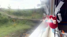 ...di atas kereta