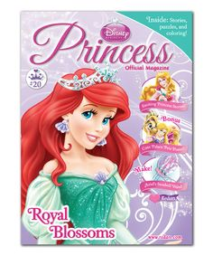 Look at this Disney Princess Magazine Subscription on #zulily today!