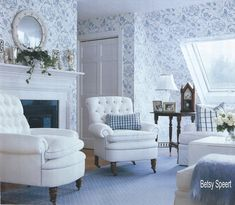 Betsy Speert's Blog: More on Connie's Florida Living Room