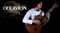 Paul Adrian plays 'Oblivion', a movingly sublime music written by century Argentine composer, who developed the traditional tango into a new style later. Music Writing, Play S, Oblivion, Guitar, Videos, Guitars