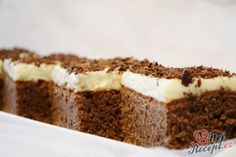 Healthy Diet Snacks, Eastern European Recipes, Pavlova, Cakes And More, Low Carb Recipes, Cupcake Cakes, Food And Drink, Yummy Food, Nutella
