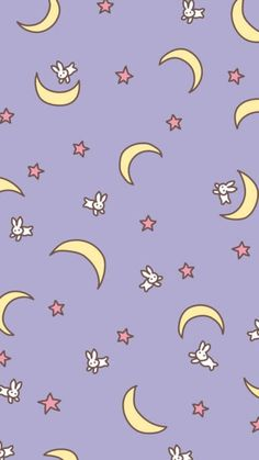 ✨I wanted to share some of my favorite wallpapers/ lockscreens with you guys hehe I just think they are really adorable and you might like them too Cute Pastel Wallpaper, Soft Wallpaper, Iphone Background Wallpaper, Kawaii Wallpaper, Aesthetic Iphone Wallpaper, Pattern Wallpaper, Cute Pastel Background, Kawaii Background, Sailor Moon Background