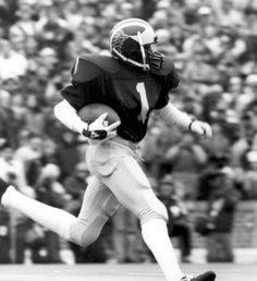 Michigan Go Blue, College Football Players, Michigan Wolverines Football, Wwe Roman Reigns, University Of Michigan, Professional Football, Vintage Football, Athlete, Nfl