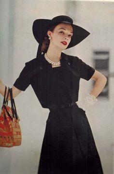 1950s Little Black Dress- yes please!