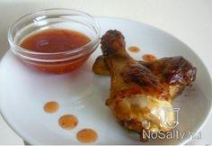 Csípős-mézes csirke