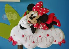 Mimos e Feltrices: Minnie mouse...
