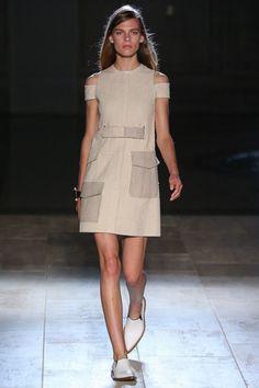 Victoria Beckham - NY fashion week SS 2015