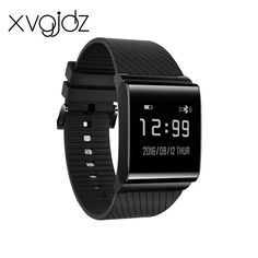 New smart Bracelet Smart Watch Heart rate monitoring Motion detection Bracelet Multi-functional high-tech smart watches (black) Tracker Fitness, Fitness Wristband, Smart Bracelet, Bracelet Watch, Fitness Bracelet, Wearable Device, Fitness Watch, Bluetooth, Portable