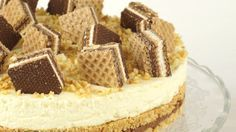 Knoppers-Torte