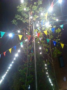 CINE GARDEN en el Cuartel de Conde Duque, #plandivertidoniños #Summertime @cinegardencondeduque